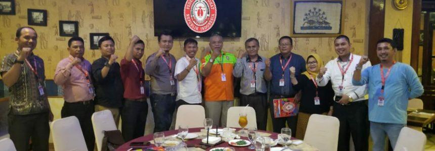 Foto Kegiatan, Pelantikan Ketua DPC FERARI DELISERDANG di Hotel Antares Medan