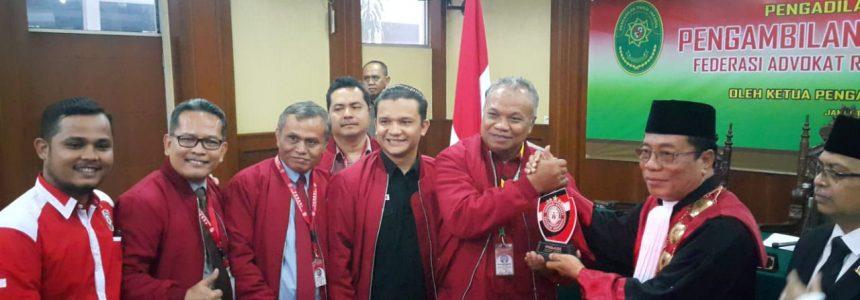 Foto Pengambilan Sumpah PT DKI Jakarta