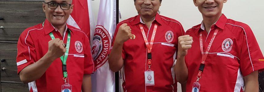 Para Pengurus DPD Ferari Jawa Timur